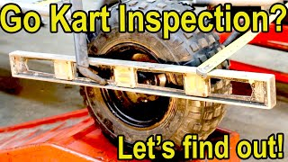 Go Kart Performance Mods and Inspection
