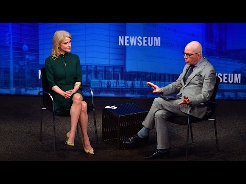 Conversation With Kellyanne Conway, Counselor to the President