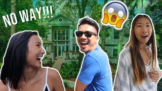 SURPRISING OUR FAMILY!