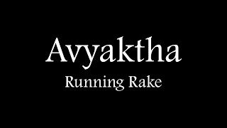 Running rake  - sridhar