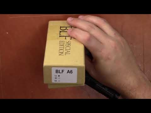 BLF A6 Flashlight Review-1600 Lumens!