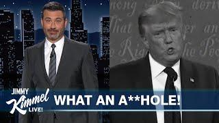 Jimmy Kimmel Tells All the Trump Colonoscopy Jokes He Never Got to Make
