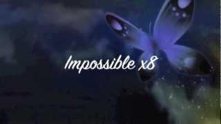 Shontelle - Impossible lyrics