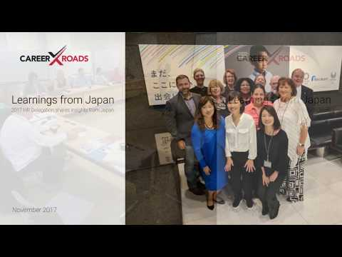 Learnings from Japan | a CXR HR Delegation