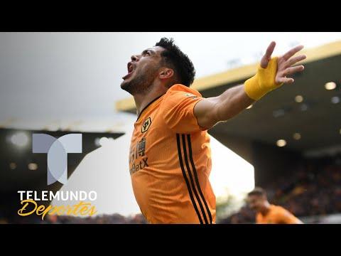 Wolverhampton vs. Southampton: Las mejores jugadas de Raúl Jiménez | Telemundo Deportes