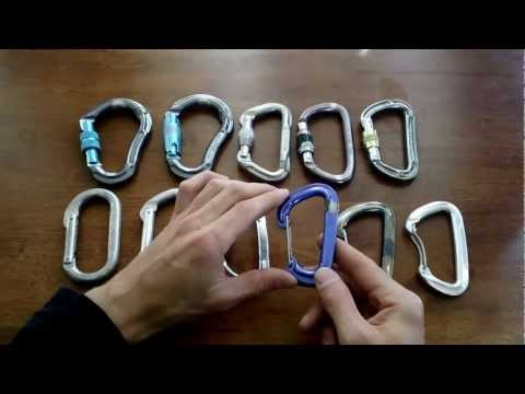 Intro to Carabiners
