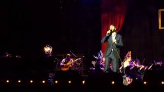 Try to remember - Josh Groban, Berlin, 10.05.2016, STAGES TOUR, Tempodrom