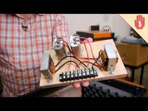 Restore And Upgrade Vintage Speakers With A DIY Capacitor Replacement