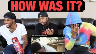 NoCap   Times Getting Harder | GHETTO REACTIONS | Official Music Video | FIRST LISTEN