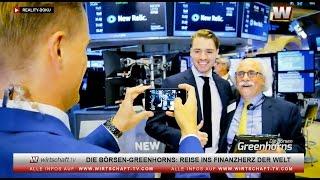 Reality-Doku Börsen-Greenhorns: Die Reise an die Wall Street (Folge 6/6)