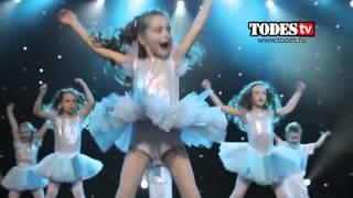 ШКОЛА ТАНЦА АЛЛЫ ДУХОВОЙ «TODES» Преображенка, номер: Белые снежинки