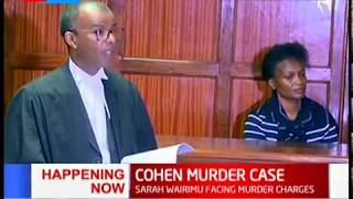 MURGOR: I resigned I am no longer part of the ODPP, I RESIGNED! |COHEN MURDER CASE