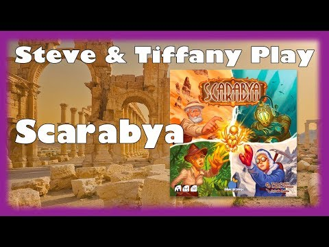 Steve & Tiffany Learn & Play: Scarabya
