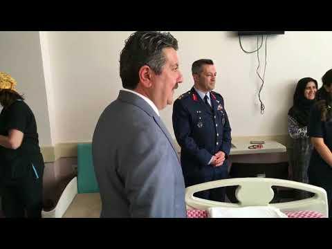 Ramazan Bayramı | Kara Mustafa Paşa Devlet Hastanesi Ziyareti
