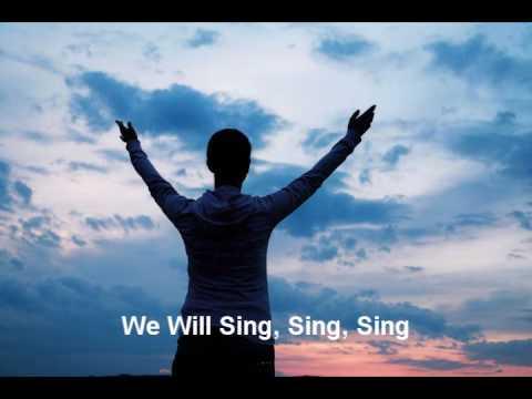 Chris Tomlin - Sing, Sing, Sing (With Lyrics)