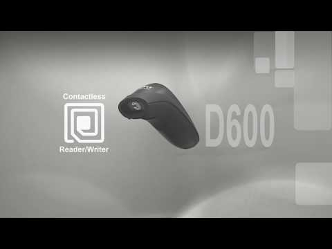 Socket Mobile D600 Contactless NFC & RFID (HF) Reader - Writer video thumbnail