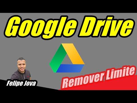 Drive Remover Limite de cota