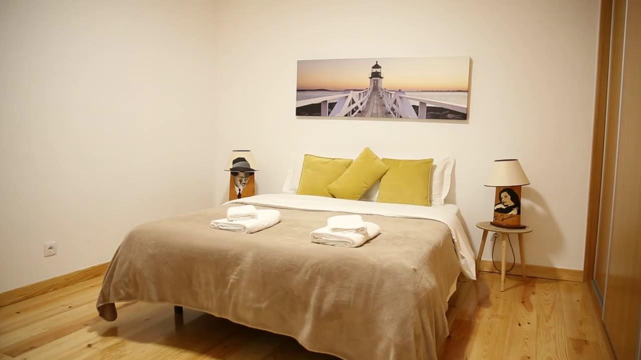 Renovated 2-bedroom apartment for rent in Penha de França