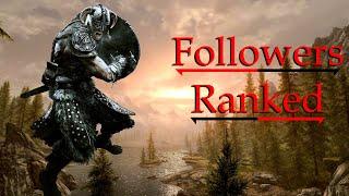 Skyrim Followers Ranked Worst to Best