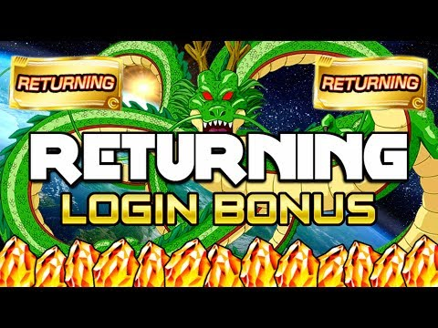 70 FREE DRAGON STONES?! Dokkan's AMAZING Returning Login Bonus! | DBZ Dokkan Battle