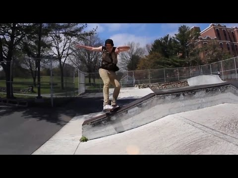 Malden Skatepark Edit