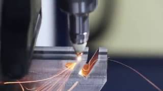 TRUMPF Laser Tube Cutting: TruLaser Tube 7000 - Technology Package Threads