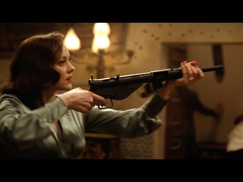 Allied (Clip 'Shootout')