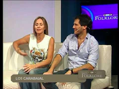 Los Carabajal video Entrevista + Canciones - CM Folklore 2016