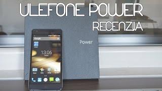 Ulefone Power Recenzija | Baterija i do 5 dana!