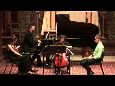 Olivier Messiaen- Quartet for the End of Time V. Louange a l'Eternite de Jesus