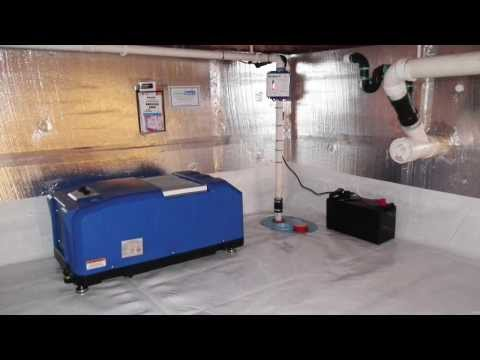 Crawl Space Humidity: Causes and Solutions| Ask the Expert