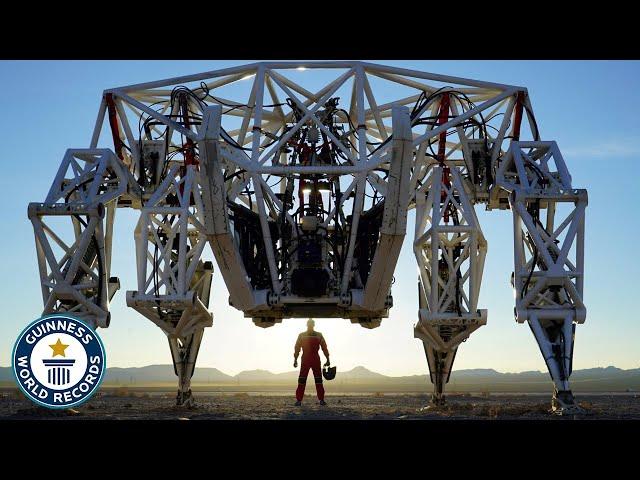 He built a racing monster machine! - Guinness World Records