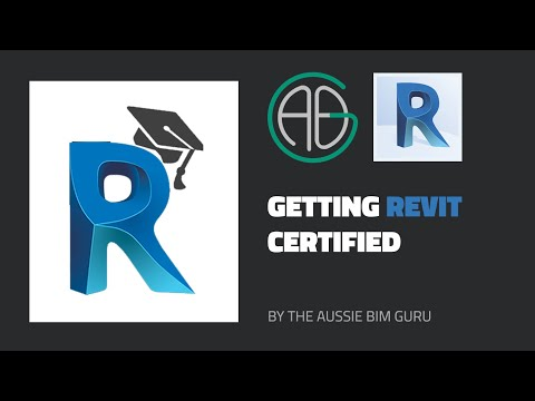 Getting Revit Certified! - YouTube