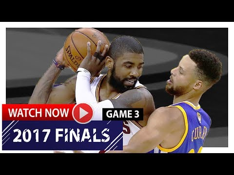 Stephen Curry vs Kyrie Irving Game 3 Duel Highlights (2017 Finals) Cavs vs Warriors – UNREAL!