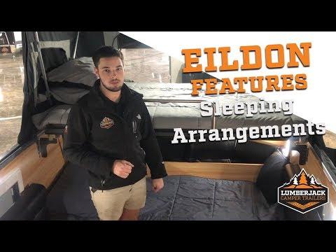 Eildon Features – Sleeping Arrangements