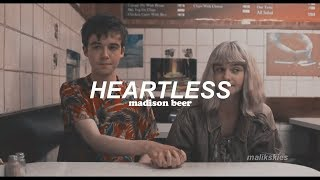 Madison Beer - Heartless (Traducida al español)