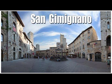 Италия: San Gimignano