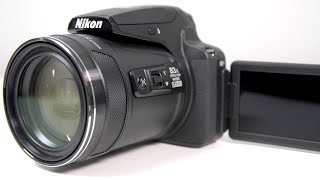 Nikon Coolpix P900 w/ 2,000mm Zoom! Hands-on Review!
