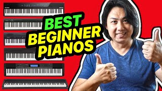 6 Best Beginner Pianos under $499 in Early 2020 - What Makes a Good Beginner Piano Keyboard?