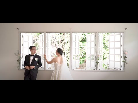 Darl & Kim   Intimate Wedding SDE