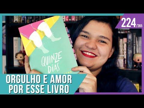 QUINZE DIAS (VITOR MARTINS) - RESENHA | Bruna Miranda #224