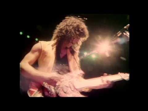 Van Halen - Dance The Night Away (Official Music Video)