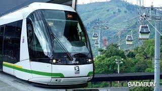 Así es el transporte público en Colombia. El mejor del mundo
