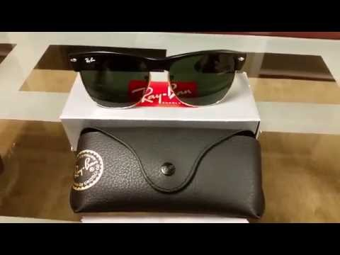 My Ray-Ban RB4175 Clubmaster Oversized Sunglasses Review