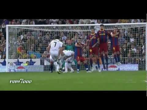 Cristiano Ronaldo và những pha bóng đẳng cấp không thành bàn thắng