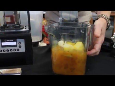 video 1, Blender de comptoir Silencieux Moteur 3-HP Vitamix