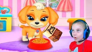Играй с милым щенком Игры для детей и малышей