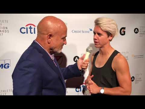Lori Lindsey Tells Her Story at 2017 Action Awards