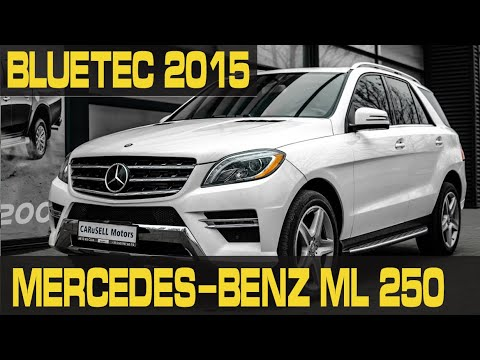 Mercedes Benz ML 250 Bluetec