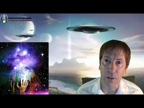 David Parcerisa, in futuro vivremo in una comunità Galattica (Video)